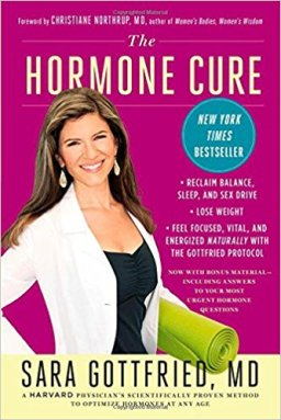 the hormone cure cover